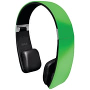 Pyle® PHBT6 Sound 6 Bluetooth 2-in-1 Stereo Headphones With Built-In Microphone, Green