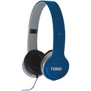 Naxa® NE-930 On-Ear Flash Headphones, Blue