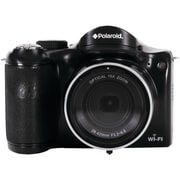 Polaroid IE1530W 18.1MP DSLR Style Bridge Camera With Wi-Fi, Black