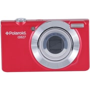 Polaroid IS827 16.1MP Digital Camera With With 3 TFT Touchscreen, Red
