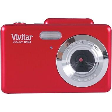 vivitar® VS124 16.1MP Digital Camera, Red
