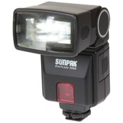 Sunpack® Digital Flash For Canon DSLR Cameras, Black