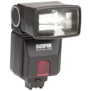 Sunpack® Digital Flash For Sony Alpha DSLR Cameras, Black