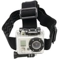Arkon® Helmet Strap For GoPro® and 1/4in. - 20 Cameras, Black