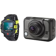 Coleman® CX12WP Bravo2 POV 1080p 5 Megapixel Sports & Action Camera, Black
