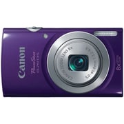 Canon ELPH® 135 16.0 Megapixel Powershot Digital Camera, Purple