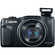 Canon Sx700 16.1 Megapixel Powershot Digital Camera, Black