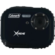 Coleman® C3WP 5.0 Megapixel Mini Xtreme Waterproof Digital Camera, Black