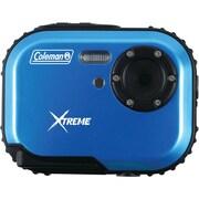 Coleman® C3WP 5.0 Megapixel Mini Xtreme Waterproof Digital Camera, Blue