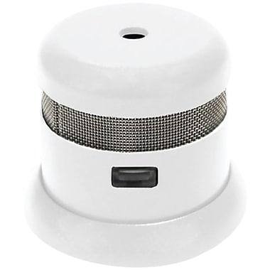 First Alert® ATOM Micro Photoelectric Smoke Alarm, White