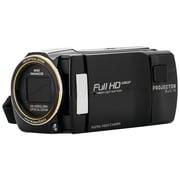 Polaroid Full HD 12MP Digital Video Camcorder, Black