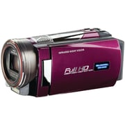 Bell & Howell DNV16HDZ 16.0 Megapixel Rogue Night Vision Camcorder, Maroon