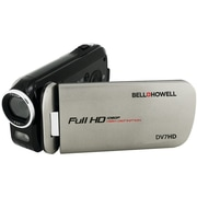 Bell & Howell DV7HD 16.0 Megapixel Slice Ii Ultraslim 1080p HD Camcorder, Gray