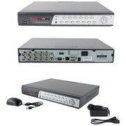 Spyclops™ SPY-DVR8 8-Channel Security Digital Video Recorder