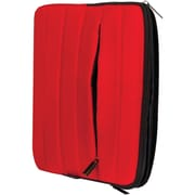 iSound® Universal Padded Travel Sleeve For iPad 1/2/3/4 Generation, Red