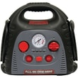 UPG 84043 Adventure Power® All-In-One Mini Power Station, Black/Red