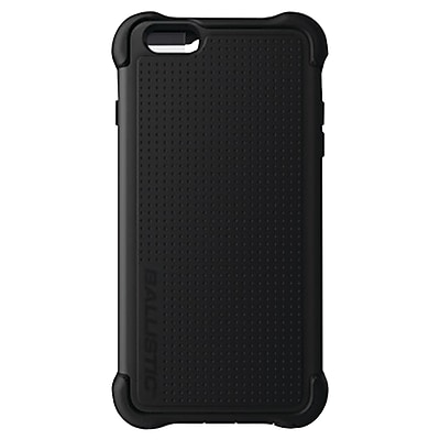"""""""""""Ballistic Tough Jacket Maxx Protective Case With Holster For 5.5"""""""""""""""" iPhone 6 Plus, Black"""""""""""" 1310575"""