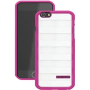 Body Glove Rise Protective Case For 4.7 iPhone 6, Raspberry/White