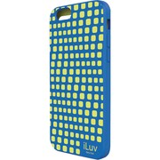 iLuv® Aurora Wave Case For 4.7 iPhone 6, Blue