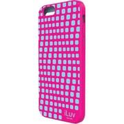 iLuv® Aurora Wave Case For 4.7 iPhone 6, Pink