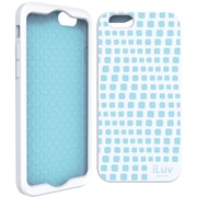 "iLuv® Aurora Wave Case For 4.7"" iPhone 6, White"