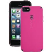 Speck® Candyshell® Case For iPhone 5/5S, Raspberry/Black