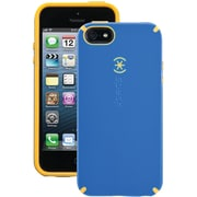 Speck® Candyshell® Case For iPhone 5/5S, Cobalt/Butternut Squash
