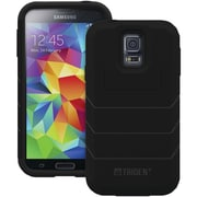 Trident™ Aegis Series Wallet With Flip-Top Cover For Samsung Galaxy S5, Black
