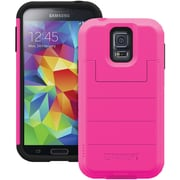 Trident™ Aegis Series Wallet With Flip-Top Cover For Samsung Galaxy S5, Pink