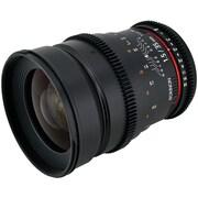 Rokinon® CV35 35mm T1.5 Cine Lens For Canon VDSLR