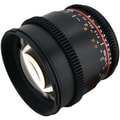 Rokinon® CV85M 85mm T1.5 Cine Lens For Canon VDSLR