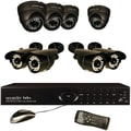 Security Labs® SLM455-700 8-Channel Digital Video Recorder With IR Cameras