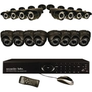Security Labs® SLM456-700 16-Channel Digital Video Recorder With 16 Cameras