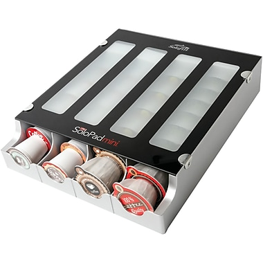 Solofill™ MySolopad® Mini Automatic Coffee Pod Dispenser, Black