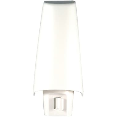 GE Incandescent Night Light, White