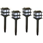 Brinkmann® Modern Tier Solar Powered Garden Accent Light