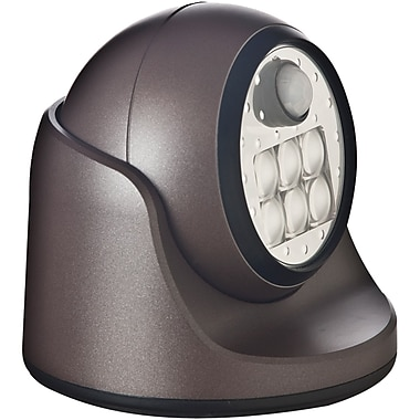 Light-It® 42 Lumens LED Wireless Porch Light, Bronze