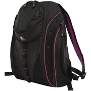 "Mobile Edge Express 2.0 16"" PC/17"" MacBook Backpack, Black/Lavender"