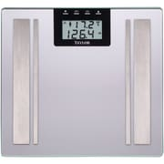 Taylor Body Fat Digital Scale, Silver