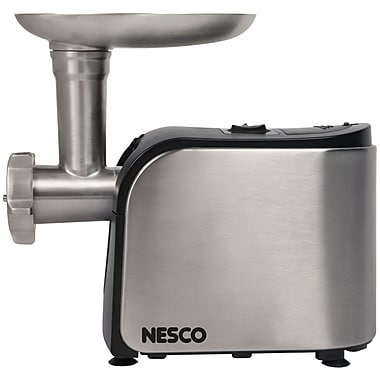 Nesco® 500 W Food Grinder, Stainless Steel