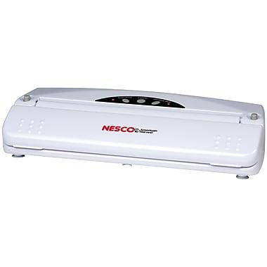 Nesco® 110 W Vacuum Sealer, White