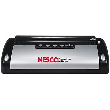 Nesco® 130 W Vacuum Sealer, Black