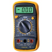 Pyle® Digital LCD Multimeter With Protective Case & Stand