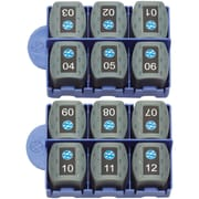 IDEAL® #1-12 RJ-45 Remotes For VDV II Cable Tester