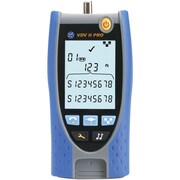 IDEAL® VDV II Pro RJ45 and Coaxial Cable Tester