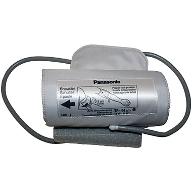 Panasonic Large Cuff for Upper Arm Blood Pressure Monitors, Gray