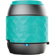 X-mini™ WE XAM17 1.5W Portable Bluetooth Speaker With NFC, Turquoise