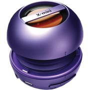 X-mini™ KAI2 2.5W Portable Capsule Bluetooth Speaker, Purple