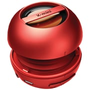 X-mini™ KAI2 2.5W Portable Capsule Bluetooth Speaker, Red