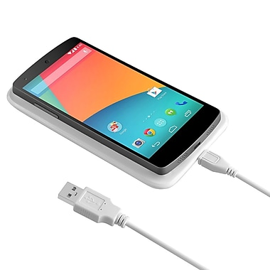Insten® QI Wireless Charger Receiver For Samsung Galaxy S5
